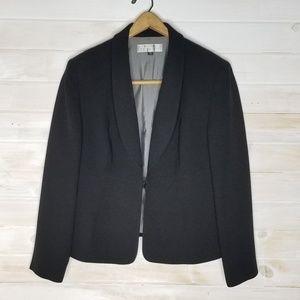 Tahari Blazer Black 16 Petite